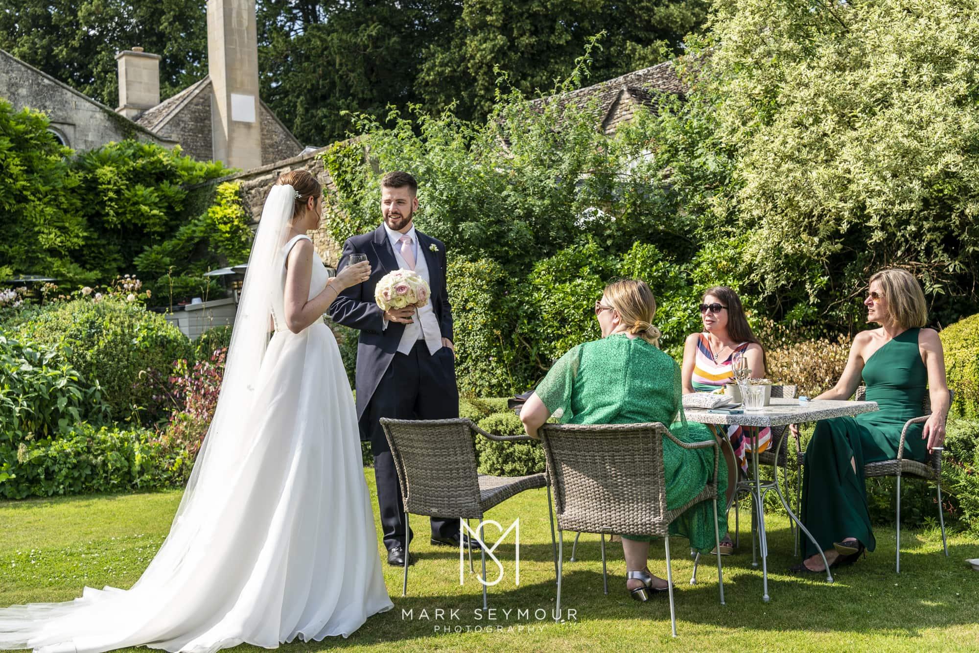 Barnsley House Wedding Photographer - Olivia and James' wedding 16