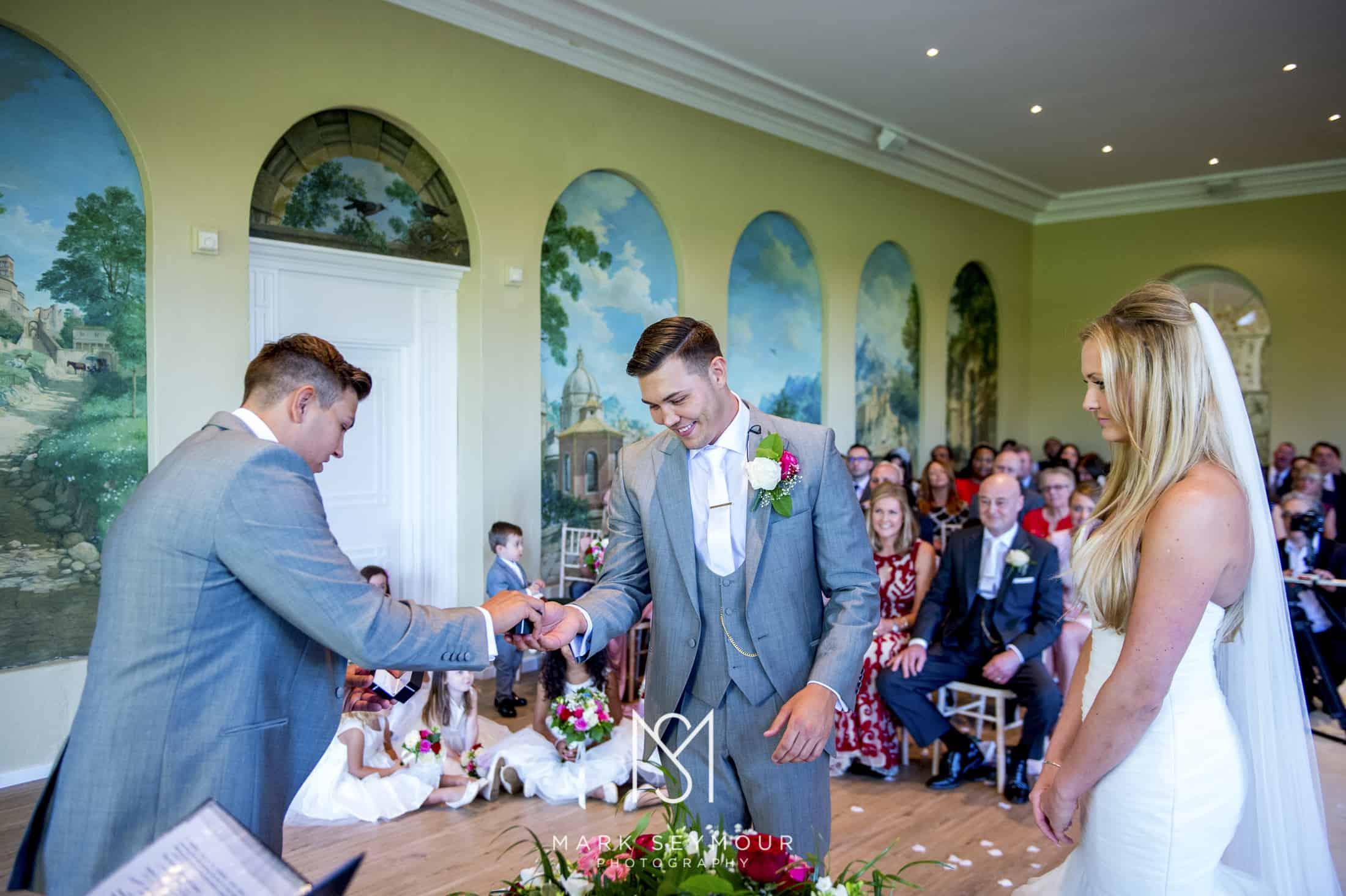 Braxted Park wedding photography 15