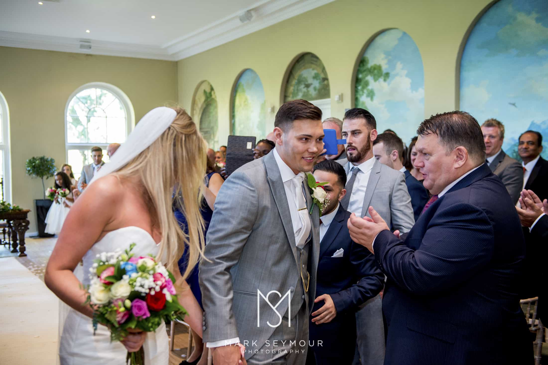 Braxted Park wedding photography 24