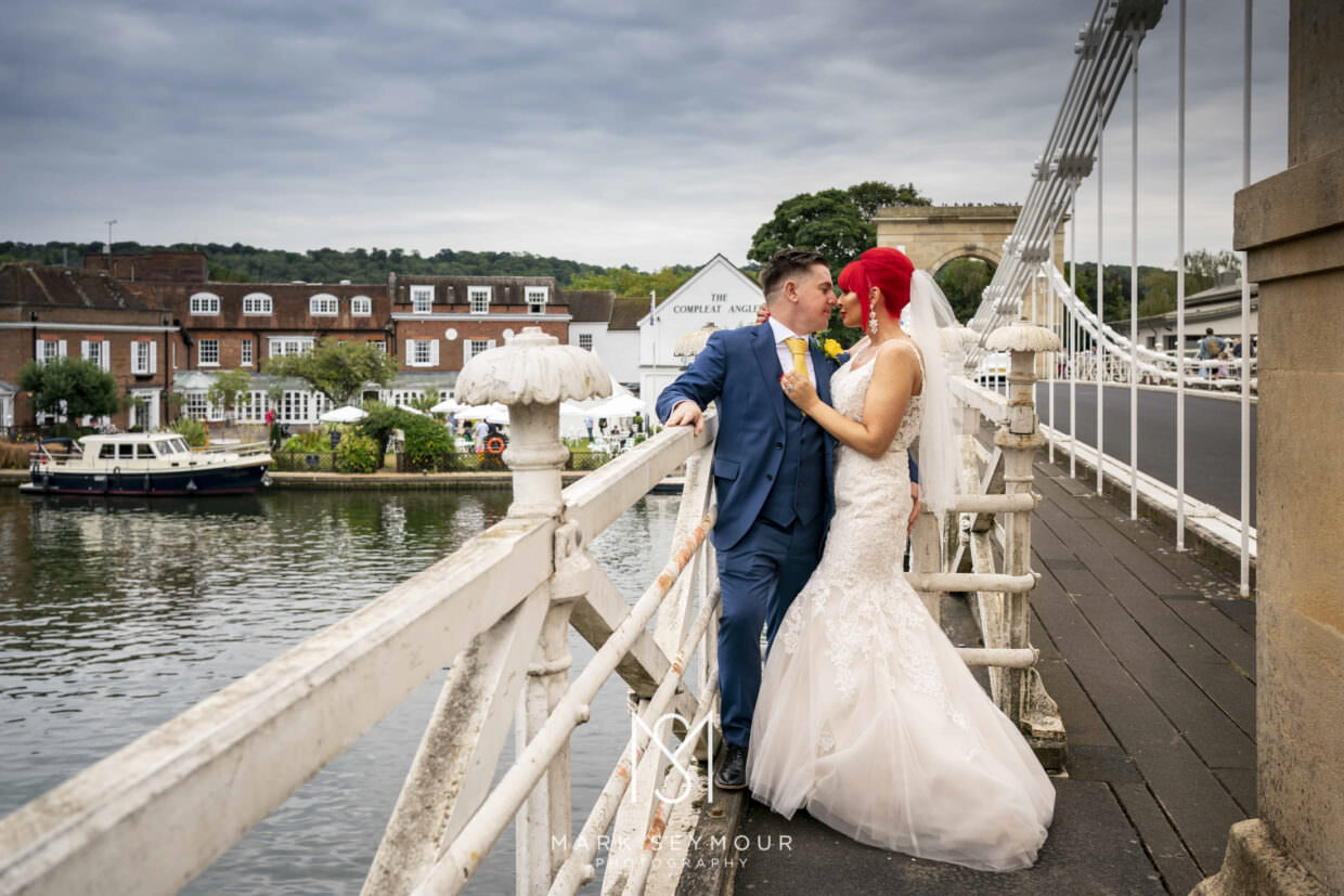 Compleat Angler Wedding Photography 1