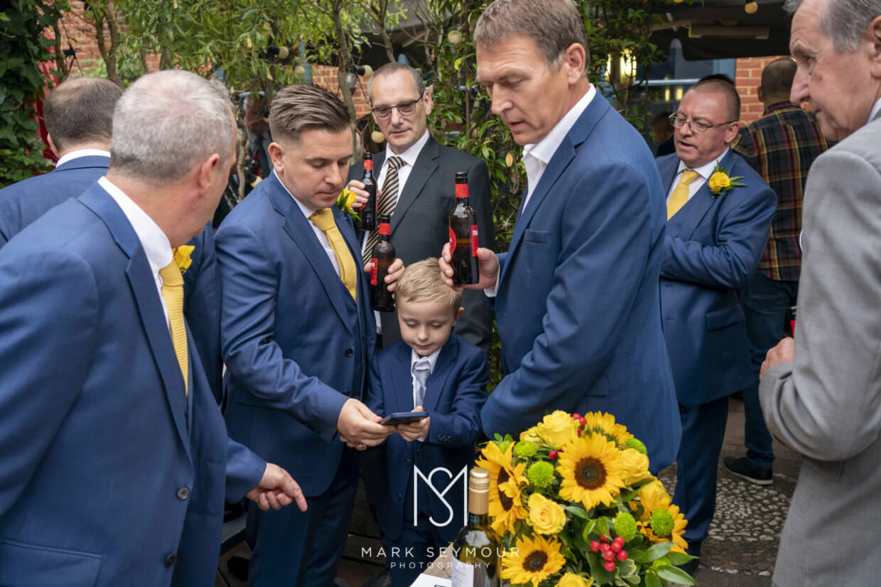 Compleat Angler Wedding Photography 32