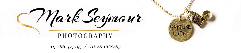 Berkshire Wedding Photographer Mark Seymour Photography logo